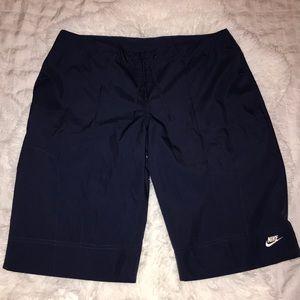 Nike women's training shorts